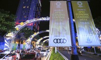 APEC development landmarks