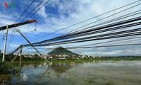 Storm Damrey recovery efforts underway in Vietnam