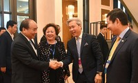 Prime Minister meets Asia-Pacific investors