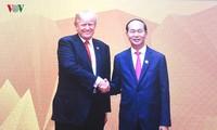 US President pays state visit to Vietnam