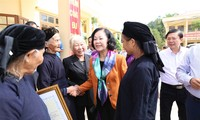Senior Party official attends Great National Solidarity Festival in Lang Son