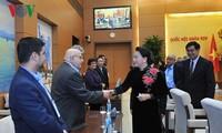 National Assembly Chairwoman praises World Peace Council's role