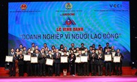 74 businesses honored for their contribution to workers