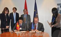 EU, Vietnam seek to sign bilateral free trade deal