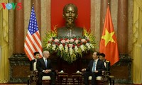 President:  Vietnam respects comprehensive partnership with the US