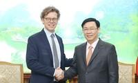 Vietnam, Sweden boost economic, trade ties