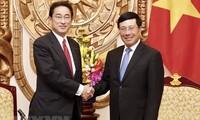 Deputy PM applauds Japan's assistance for Vietnam's development