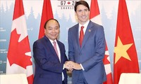 PM concludes attendance of G7 Outreach Summit