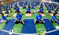 Vietnam marks International Yoga Day 2018