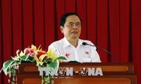 VFF President congratulates VOV on Vietnam Revolutionary Press Day
