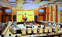 National Assembly Standing Committee wraps up 25th session