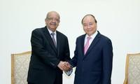 Vietnam, Algeria aim at 1 billion USD trade turnover: PM