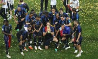 France wins 2018 World Cup final