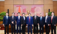 Vietnam wants collaboration with Japan in human resources training: Party official