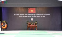 Vietnamese mourn President Tran Dai Quang