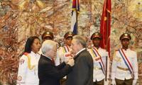 Cuba's Communist Party chief criticizes US administration's confrontation