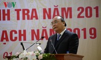 PM calls for inspection sector's stronger determination to fight corruption