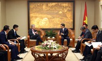 Vietnam encourages, supports foreign investment