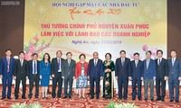 Prime Minister calls for more investment in Nghe An