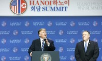 US President, DPRK Chairman have constructive meeting