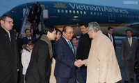 Prime Minister begins official visit to Romania