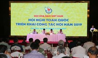 Vietnam Journalists Association praised for protecting national interests