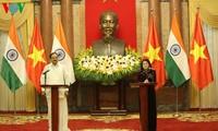 Vietnam, India work toward 15 billion USD trade value