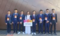 Vietnam ranks 5th at 20th Asian Physics Olympiad
