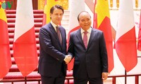 Vietnam, Italy to raise two-way trade to 6 billion USD by 2020