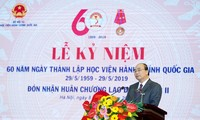 PM calls on National Academy of Public Administration to reform training
