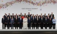 G20 Summit addresses global trade, environment