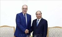 Vietnam wants to exchange experience with Switzerland in UNSC missions