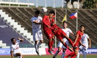 26 football players summoned for SEA Games 30