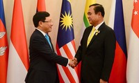 Vietnam pledges to enhance ASEAN's consensus and cohesion