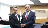 Japan helps Vietnam in e-government