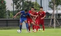 Vietnam's U22 team to take on China in friendly fixture