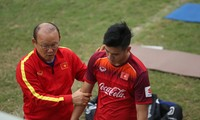 Park Hang-seo, Tien Linh to visit China after World Cup qualifier match