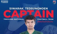 Goalkeeper Siwarak named Thailand's new captain