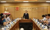 Vietnam Education Development Strategic Plan joins world trends