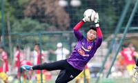 Former U23 Vietnam goalie likely to join Hanoi for AFC Cup's second leg
