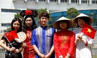 Vietnamese students in RoK on the rise