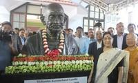 150th birth anniversary of Mahatma Gandhi celebrated