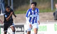 Heerenveen coach: 'I 've found Van Hau's potential'
