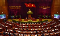 3rd working day of Party Central Committee's 11th plenum