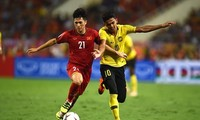 Malaysia coach cautious about Vietnam without Dinh Trong-Van Duc duo