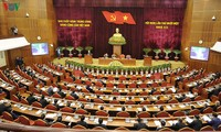 Announcement of Party Central Committee's 11th plenum