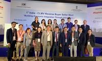 Vietnamese businesses attend India-CLMV meeting
