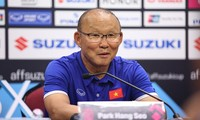 VFF confirms new contract with Park Hang-seo
