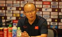 Park: Team Vietnam won't be complacent about match against UEA