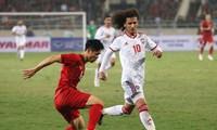 UAE midfielder criticizes Bert van Marwijk for defeat against Vietnam